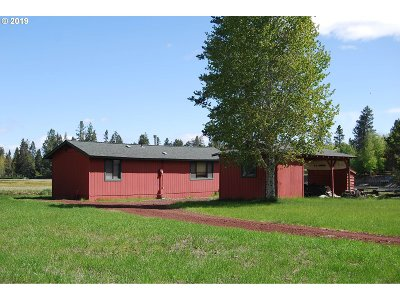 Bend Single Family Home For Sale: 55713 Big River Dr