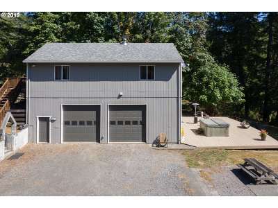 Washougal Single Family Home For Sale: 502 River Rd