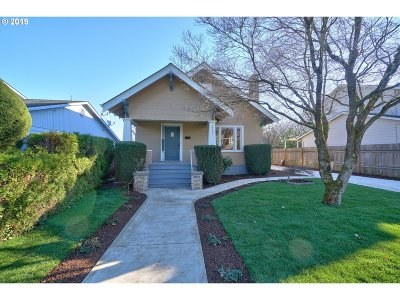 Single Family Home For Sale: 2926 SE 71st Ave