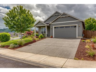 Woodland Single Family Home For Sale: 1804 Clatsop St