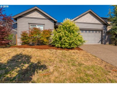 Mcminnville Single Family Home For Sale: 1091 SE Millwright Ave