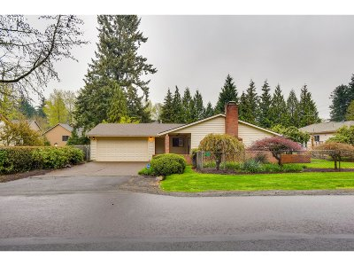 Single Family Home Pending: 7950 SW Greenwood Dr
