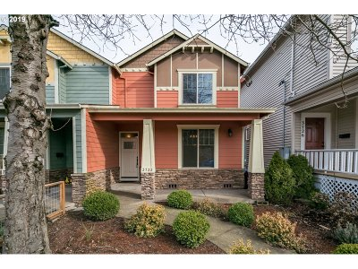 Portland Single Family Home For Sale: 3732 N Kerby Ave