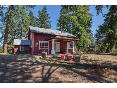 Roseburg Single Family Home For Sale: 267 Bronco