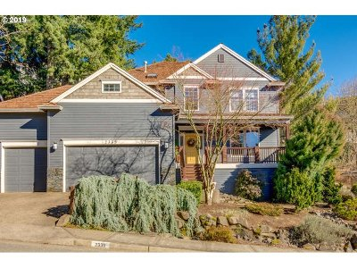 West Linn Single Family Home For Sale: 2335 Tannler Dr
