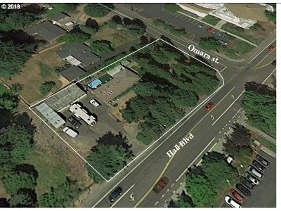 Tigard Residential Lots & Land For Sale: 13545 SW Hall Blvd
