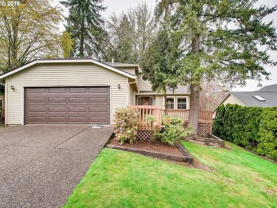 West Linn Single Family Home For Sale: 2315 College Hill Pl