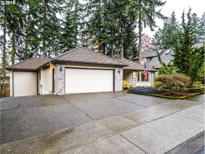 Beaverton Single Family Home For Sale: 13920 SW Secretariet Ln
