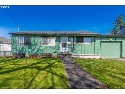 Single Family Home For Sale: 2064 Tualatin St