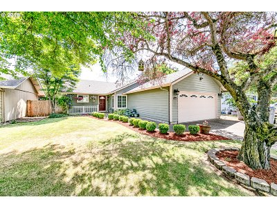 Sherwood, King City Single Family Home For Sale: 15336 SW Oregon St