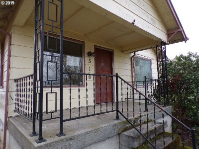 Single Family Home Pending: 516 Willamette St
