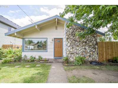 Single Family Home For Sale: 906 NE 72nd Ave