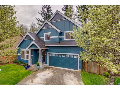 Camas Single Family Home For Sale: 19779 SE 38th Way