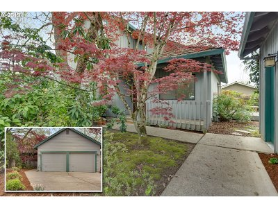 Tigard Single Family Home For Sale: 9021 SW Westlund Ct