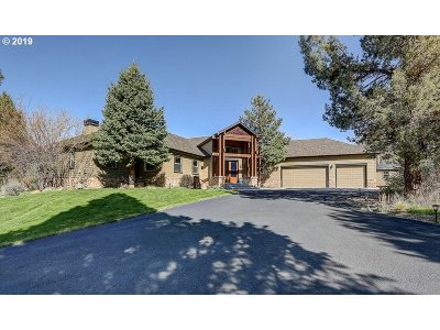 Bend Single Family Home For Sale: 63475 Futurity Ct