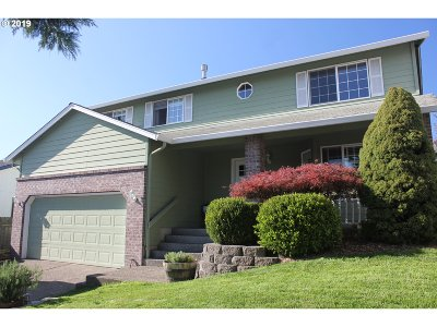 Vancouver WA Single Family Home For Sale: $325,000