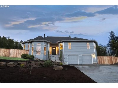 Washougal Single Family Home For Sale: 2395 N S St