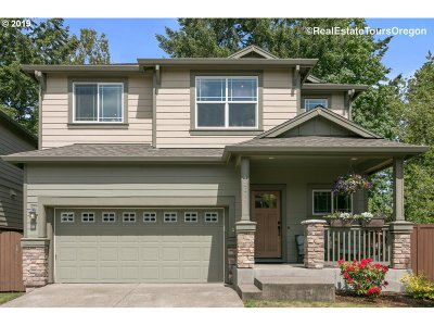 Wilsonville Single Family Home For Sale: 28611 Greenway Dr