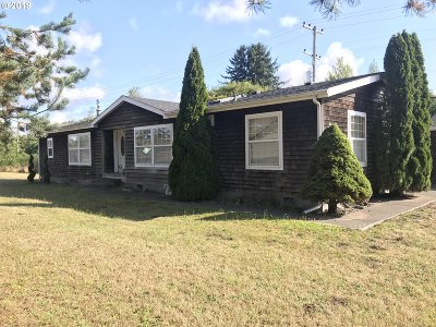 Warrenton Single Family Home For Sale: 91573 Hwy 101