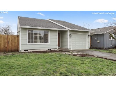 Single Family Home For Sale: 2193 S Alpine St