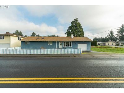 Cowlitz County Single Family Home For Sale: 4722 Olympia Way