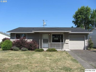 Woodburn Single Family Home Pending: 2110 Country Club Rd