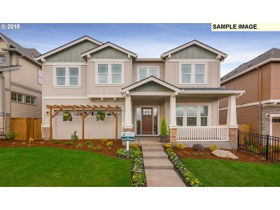 Beaverton Single Family Home For Sale: 16614 SW Deschutes Ln #125