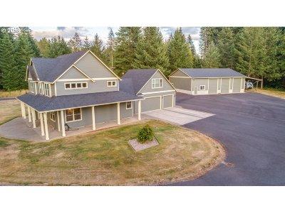 Clark County Single Family Home For Sale: 21515 NE 122nd St