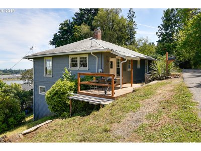 Portland Single Family Home For Sale: 9545 NW Roseway Ave