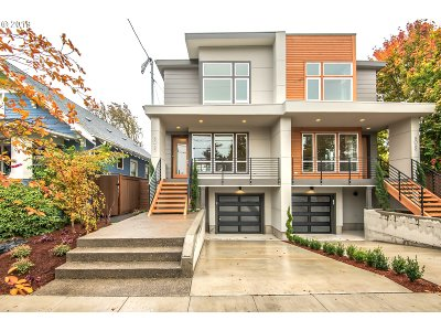 Single Family Home For Sale: 5065 NE 22nd Ave