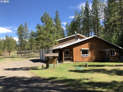 Goldendale Single Family Home For Sale: 12 Bachelors Way
