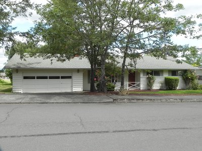 Eugene Single Family Home For Sale: 2435 W 21st Ave