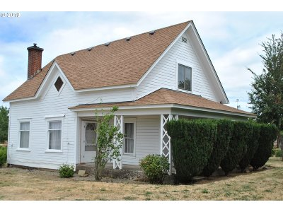 Cottage Grove, Creswell Single Family Home For Sale: 83977 N Pacific Hwy