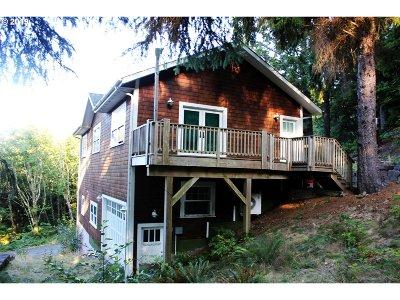 Cannon Beach Single Family Home For Sale: 779 N Hemlock St
