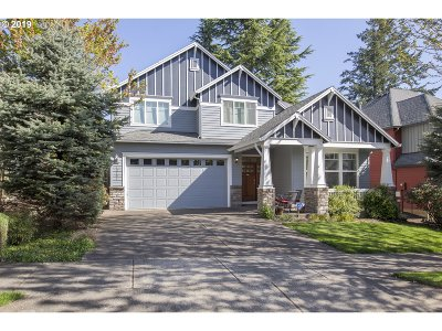 Tigard Single Family Home For Sale: 12797 SW Winterview Dr