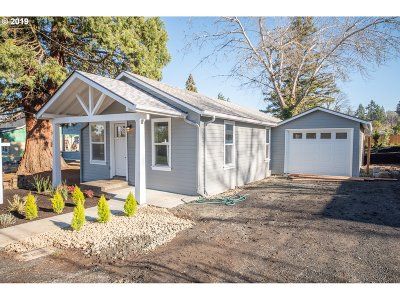 Single Family Home For Sale: 2843 Adams St