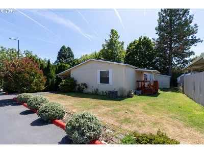 Happy Valley, Clackamas Single Family Home For Sale: 15168 SE 122nd Ave #84