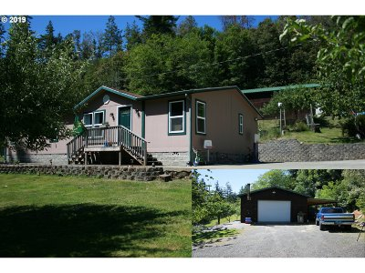Gold Beach OR Single Family Home For Sale: $279,900