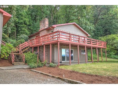 Single Family Home For Sale: 33188 Wilkins Rd