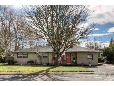 Stayton Single Family Home For Sale: 120 N Evergreen Ave