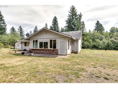 Camas Single Family Home For Sale: 7827 NE Winters Rd
