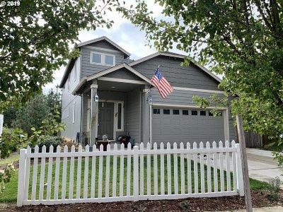 Veneta Single Family Home For Sale: 24986 Perkins Rd
