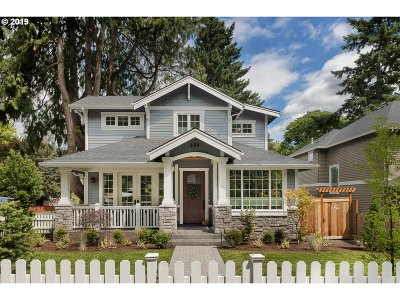 Lake Oswego Single Family Home For Sale: 489 8th St