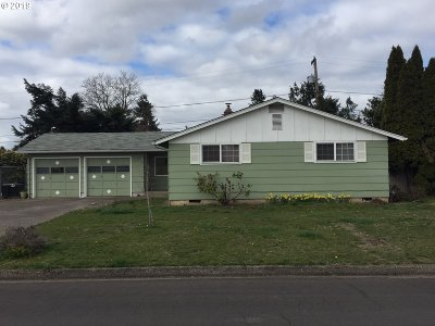 Eugene Single Family Home For Sale: 1796 Alderwood St