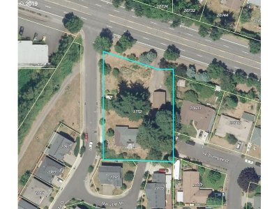 Gresham Residential Lots & Land For Sale: 1752 NW Burnside Rd
