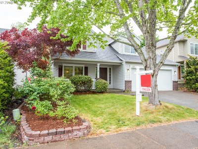 Portland Single Family Home For Sale: 14663 NW Twinflower Dr