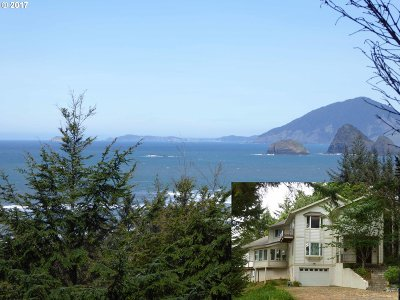 Gold Beach OR Single Family Home For Sale: $595,000