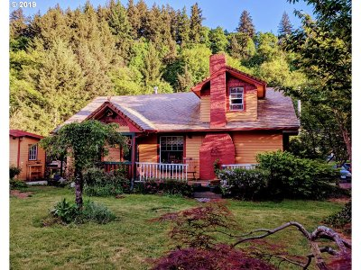 Single Family Home For Sale: 15420 SE Francis St
