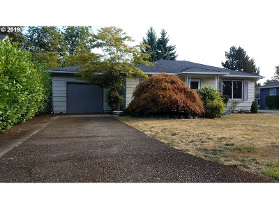 Keizer Single Family Home For Sale: 583 Delmar Dr