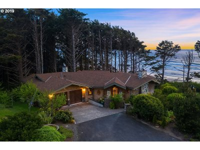 Cannon Beach Single Family Home For Sale: 32772 Picture Windows Ln